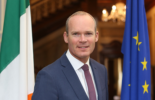 Minister Coveney