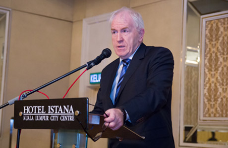 Minister Deenihan addresses Asia Pacific Ireland Business Forum