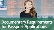 Documentary Requirements for Passport Applications