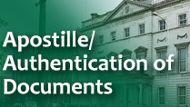 Apostille Authentication of Documents