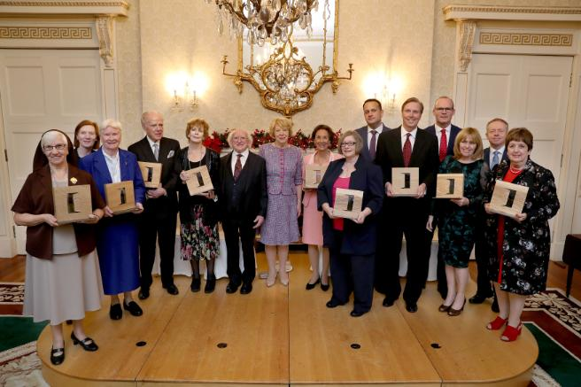 Presidential Distinguished Service Awards 2018