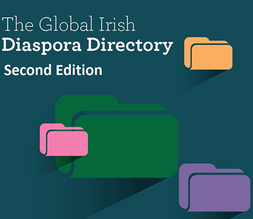Second Edition of the Global Irish Diaspora Directory launched by Minister of State Cannon