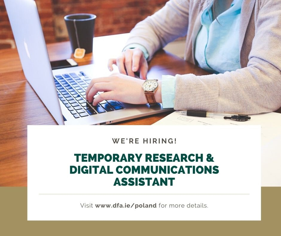Temporary Research & Digital Communications Assistant